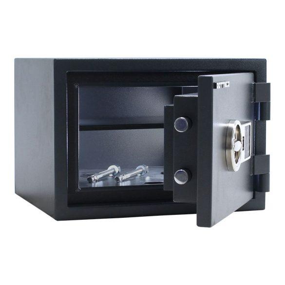 FireChamp30 Premium tűzálló páncélszekrény elektronikus zárral 170x315x235mm