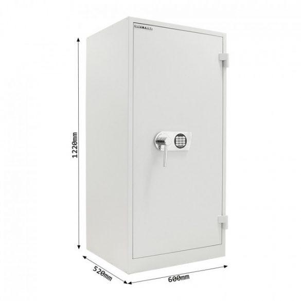 Office1 Premium páncélszekrény elektonikus zárral 1220x600x520mm