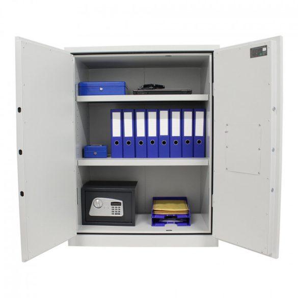Office 2 Premium irodai páncélszekrény kulcsos zárral 1220x930x520mm