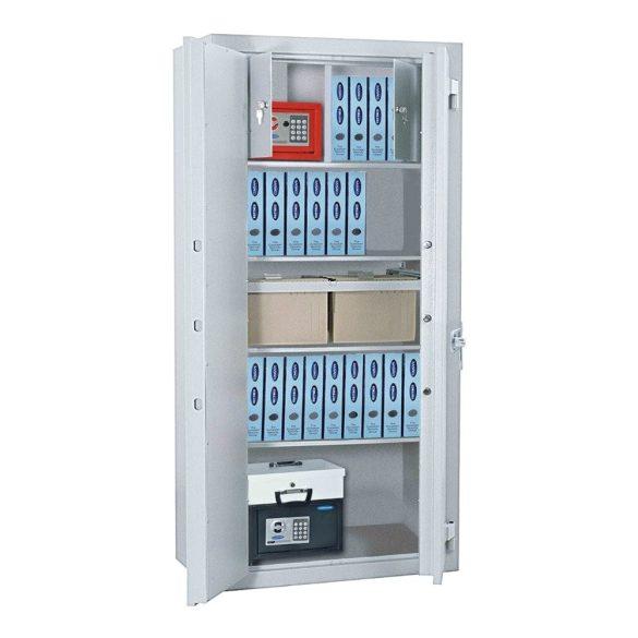 Office 3 Premium irodai páncélszekrény elektronikus zárral 1950x930x520mm