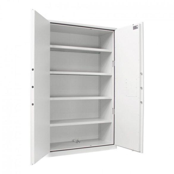 Office 4 Premium páncélszekrény kulcsos zárral 1951x1250x520mm