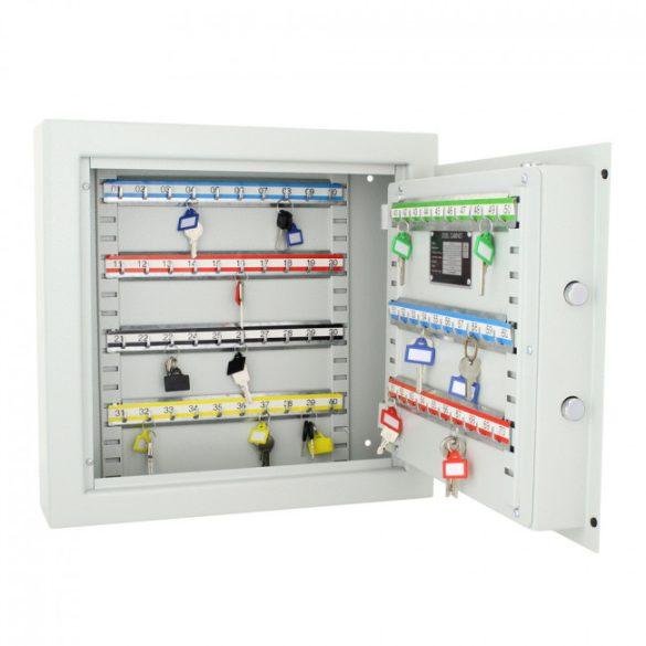 ST70 Premium kulcstároló széf kulcsos zárral 436x460x140mm