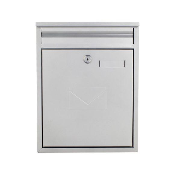 Como postaláda ezüst színben 320x250x85mm