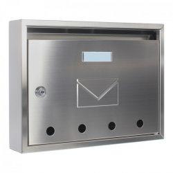 Imola Inox nemesacél postaláda 240x320x60mm