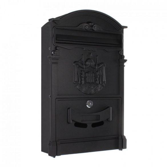 Ashford postaláda fekete színben 410x260x90mm