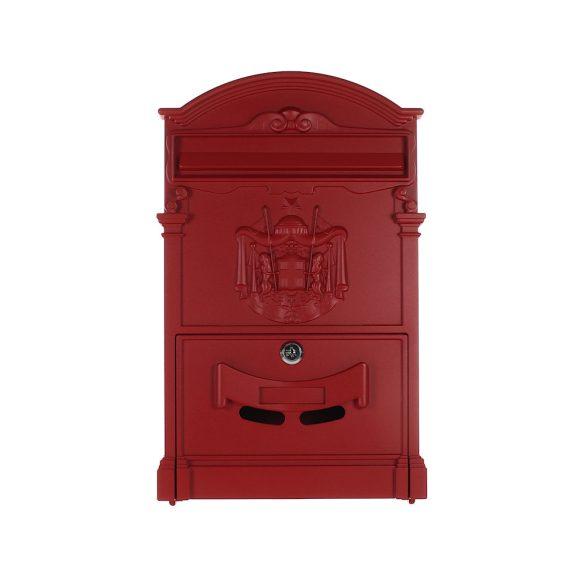 Ashford postaláda piros színben 410x260x90mm