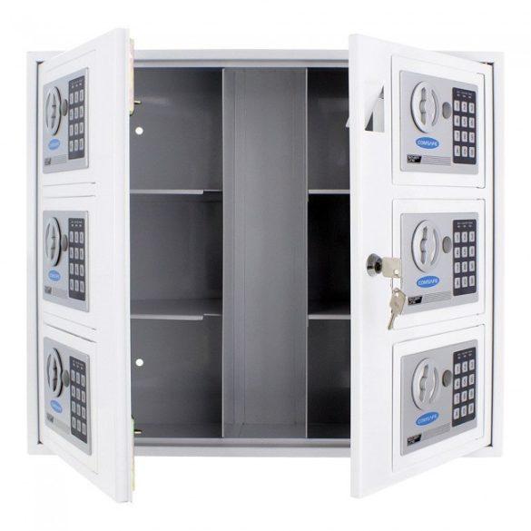 KeySystem6 tömbösített kulcs és értéktároló 465x535x170mm