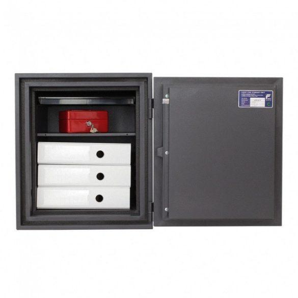 Sydney55 tűzálló páncélszekrény elektronikus zárral 515x445x450mm