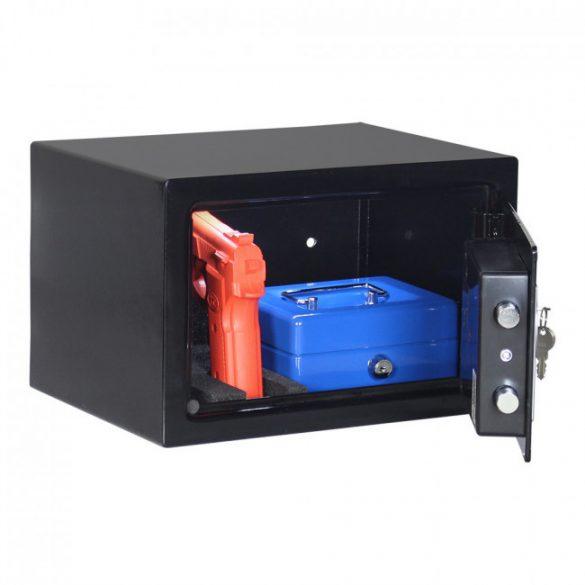 Design Junior bútorszéf elektronikus zárral 200x310x230mm