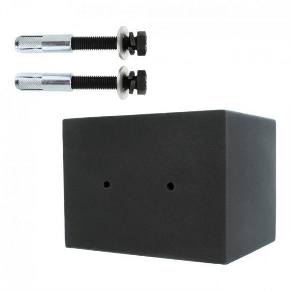 Toscana26 páncélszekrény elektonikus zárral 280x370x280mm