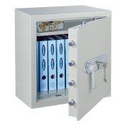 Opal Fire OPD-65 Premium tűzálló páncélszekrény kulcsos zárral 638x650x550mm