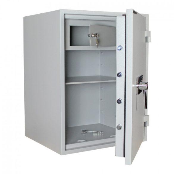 Opal Fire OPD-85 Premium tűzálló páncélszekrény elektronikus zárral 840x650x550mm