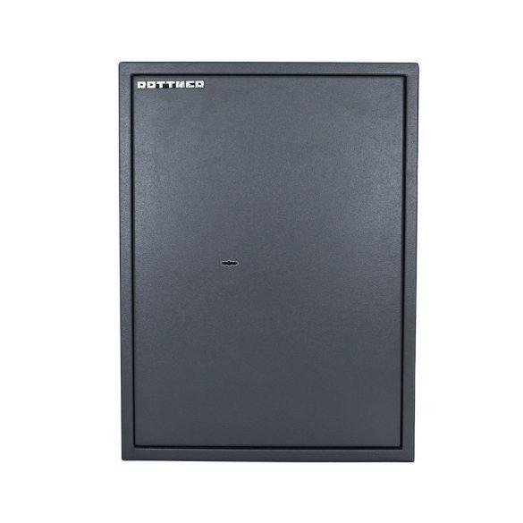 Power Safe 600 betörésbiztos páncélszekrény kulcsos zárral 600x445x400mm