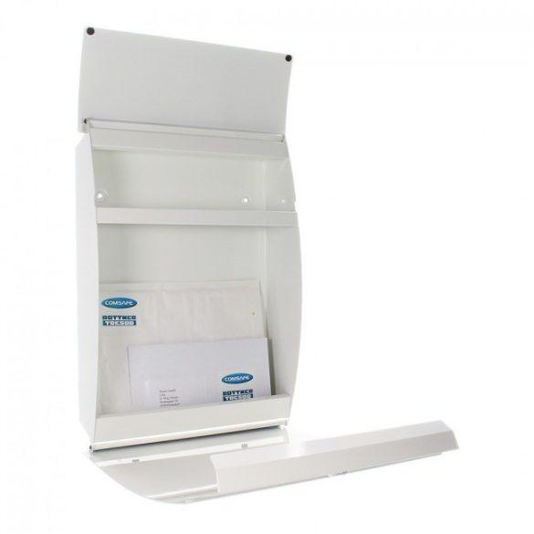Harrow postaláda fehér színben 460x320x105mm