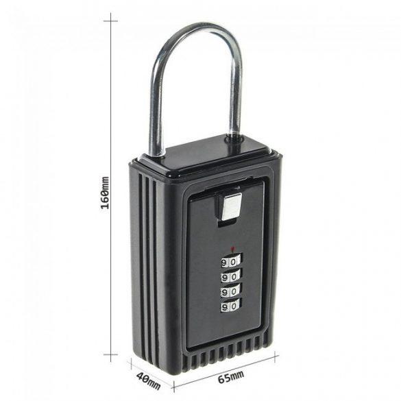 KeyBox-1 kulcskazetta 160x65x40mm