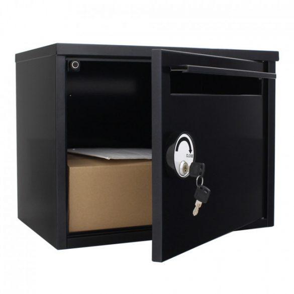Parcel keeper csomagküldő postaláda kulcsos zárral 350x450x310mm