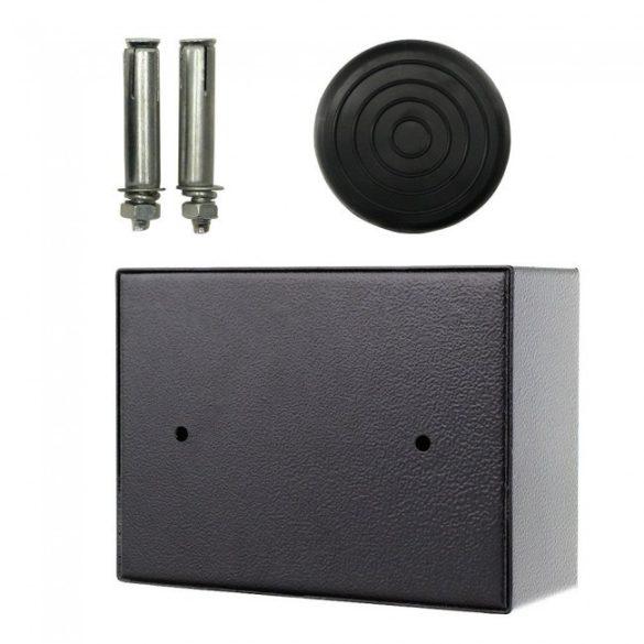 X-KEY kulcstároló széf mekanikus zárral 165x225x43mm