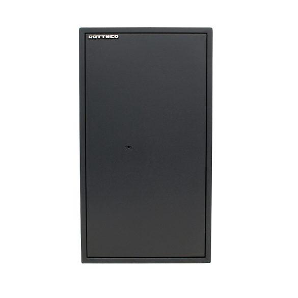 Power Safe 800 betörésbiztos páncélszekrény kulcsos zárral 800x445x440mm