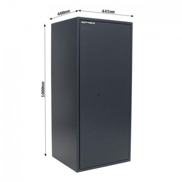 Power Safe 1000 betörésbíztos páncélszekrény kulcsos zárral 1000x445x440mm