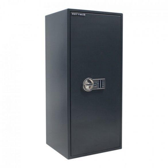 Power Safe 1000 betörésbiztos páncélszekrény elektronikus zárral 1100x445x440mm