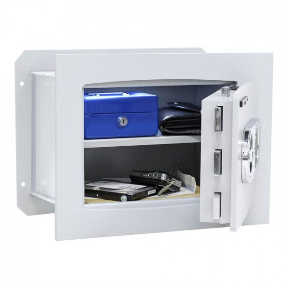 Delta30 fali páncélszekrény elektronikus zárral 330x430x270mm