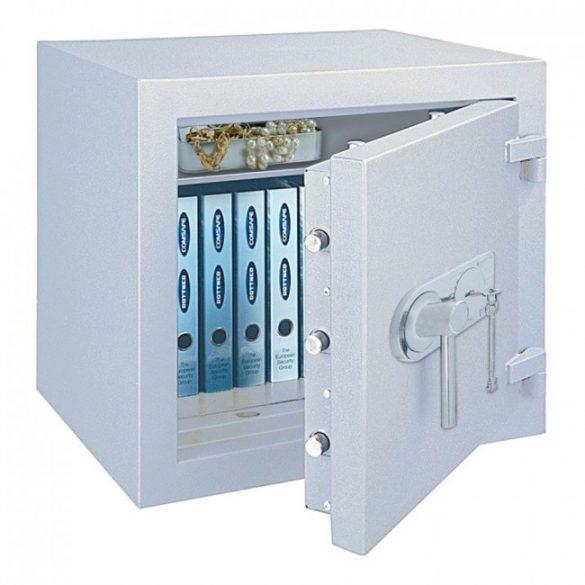 Diamant Fire Premium50 tűzálló páncélszekrény kulcsos zárral 500x510x510mm