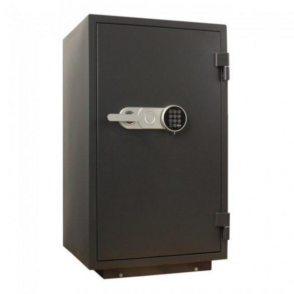 Sydney100 tűzálló páncélszekrény elektronikus zárral 970x565x450mm