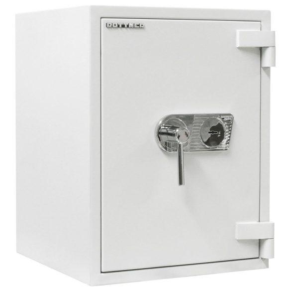 DiamantSuperFire65 tűzálló páncélszekrény kulcsos zárral 670x510x510mm