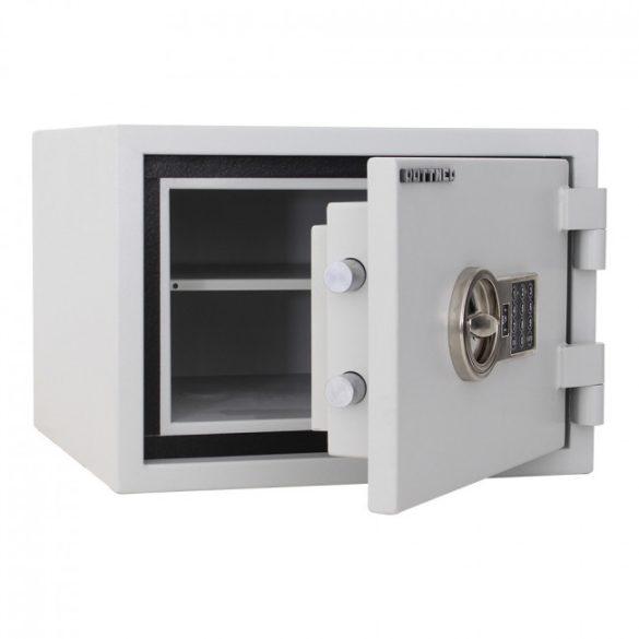 FireSafe30 betörésbiztos és tűzálló páncélszekrény elektronikus zárral 315x445x450mm