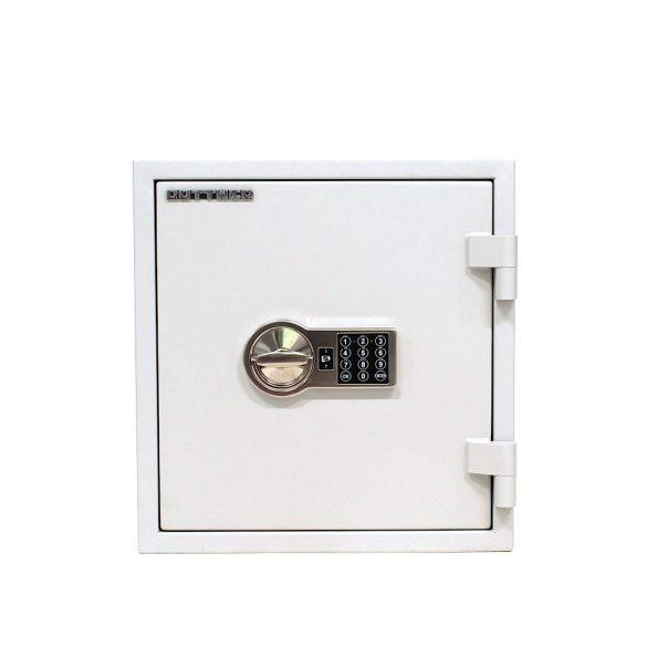 FireSafe40 betörésbiztos és tűzálló páncélszekrény elektronikus zárral 460x440x440mm