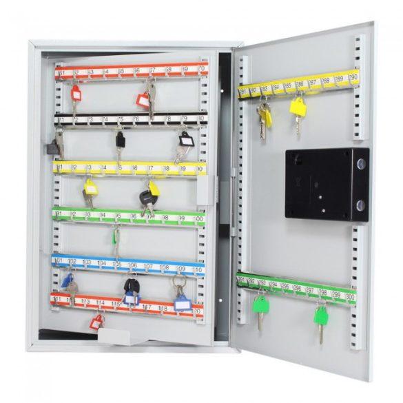 S300 kulcsszekrény elektronikus zárral 550x380x205mm