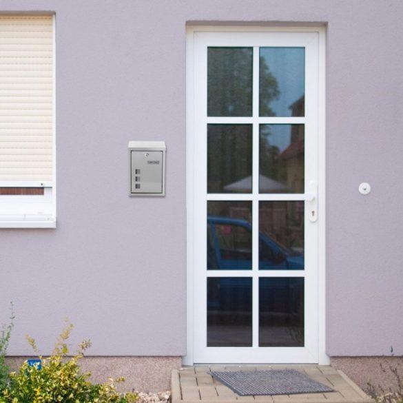 Casa Inox nemesacél postaláda 325x220x100mm