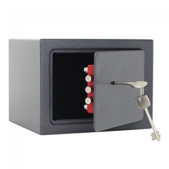 HomeStar 1 bútorszéf kulcsos zárral 170x230x170mm