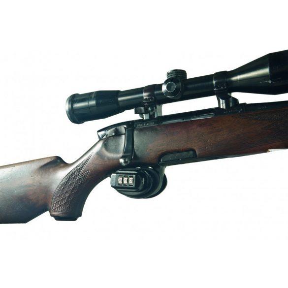 GunControl biztonsági fegyverzár