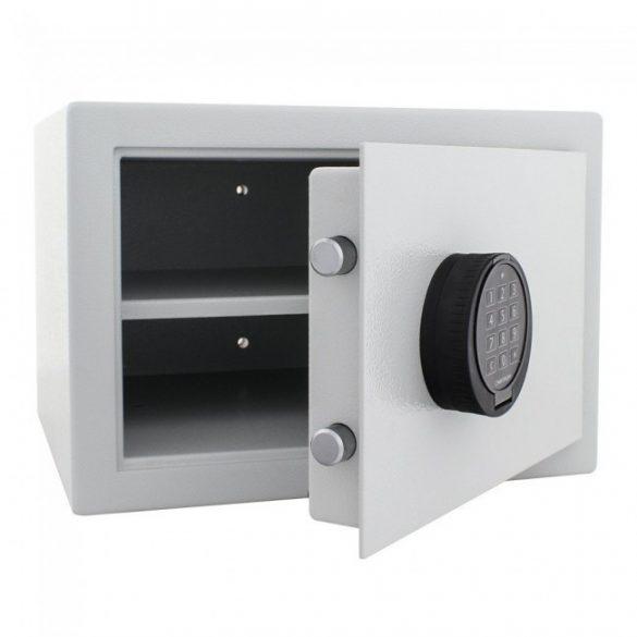 HomeStar-B300 széf elektronikus zárral 280x400x380mm
