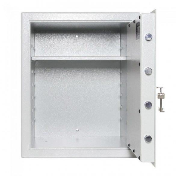 HomeStar-B500 széf kulcsos zárral 530x435x380mm