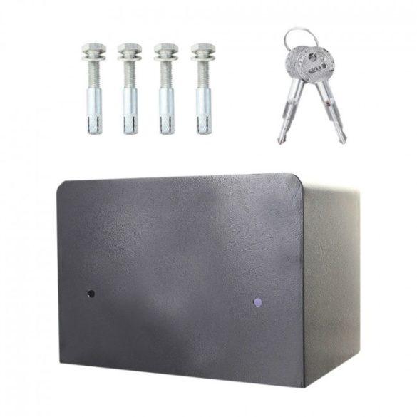 Traveller bútorszéf elektronikus zárral 250x350x270mm