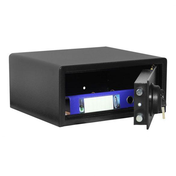 Rottner Biotec Lap ujjlenyomatolvasó zárral 200x430x380mm