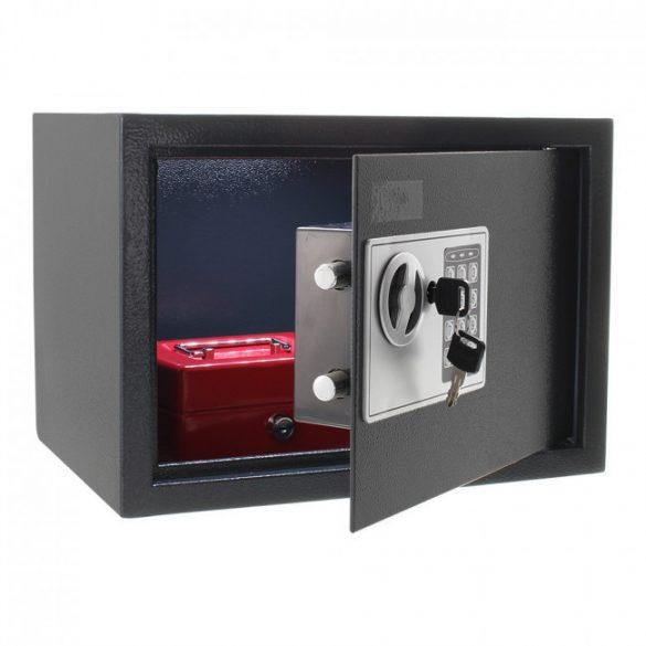 HomeStar3 bútorszéf elektronikus zárral 250x350x250mm