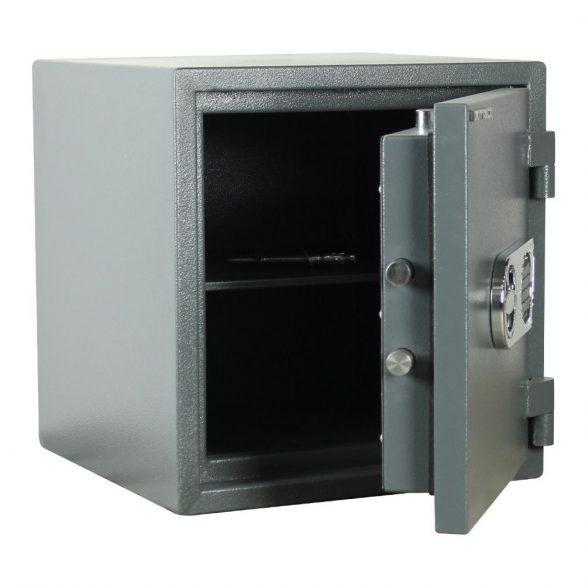 Atlas Fire45 tűzálló és betörésbíztos páncélszekrény elektronikus zárral 460x440x430mm