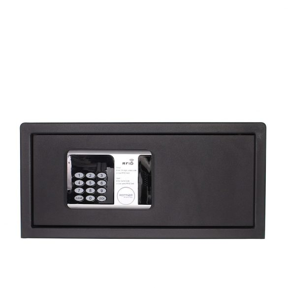 Rottner Premium Solution LAP széf kártyás és elektronikus zárral 240x435x370mm