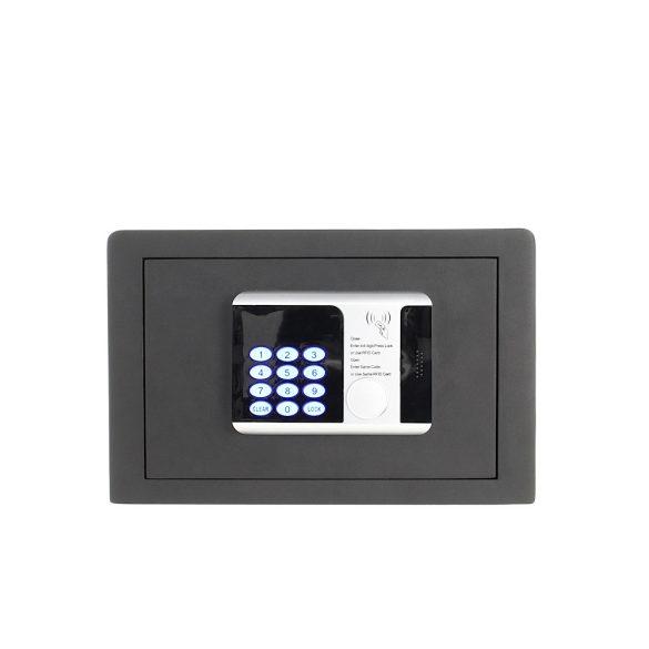 Rottner Premium Solution széf kártyás és elektronikus zárral 250x350x250mm