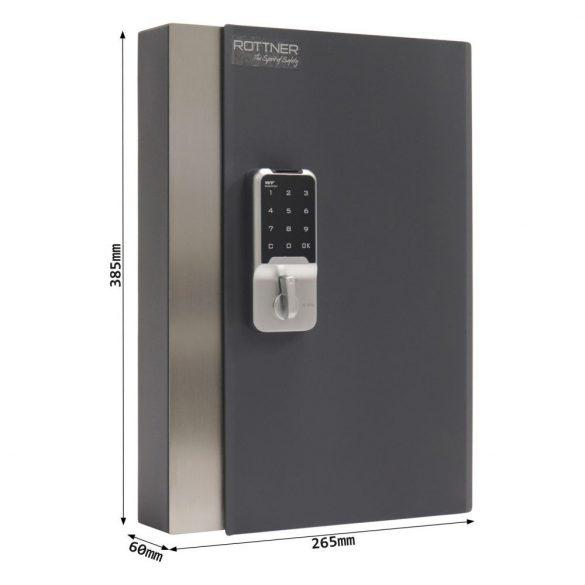 Key Home 24 kulcstároló elektronikus zárral 385x265x60mm