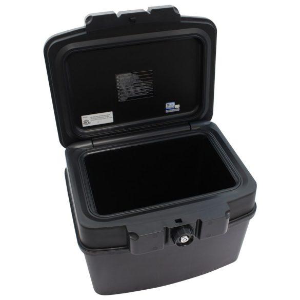 Rottner Fire Data Box 3 tűzálló értékkazetta kulcsos zárral 340x440x370mm