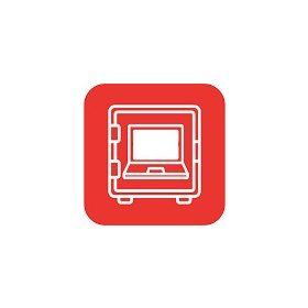 Laptop széf